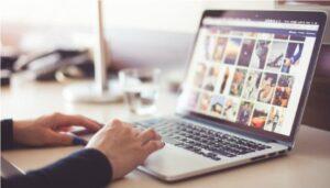 Criando um site com wix